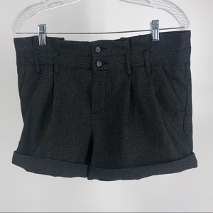 Free People high waisted conch waist shorts 10